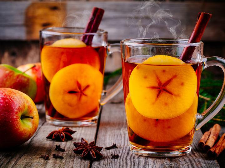 Para que sirve el te de manzanilla manzana y canela