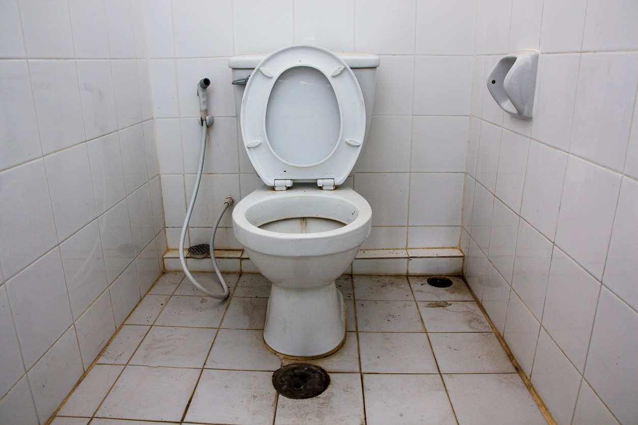 Como limpiar el ba o con refresco - Como limpiar bano ...