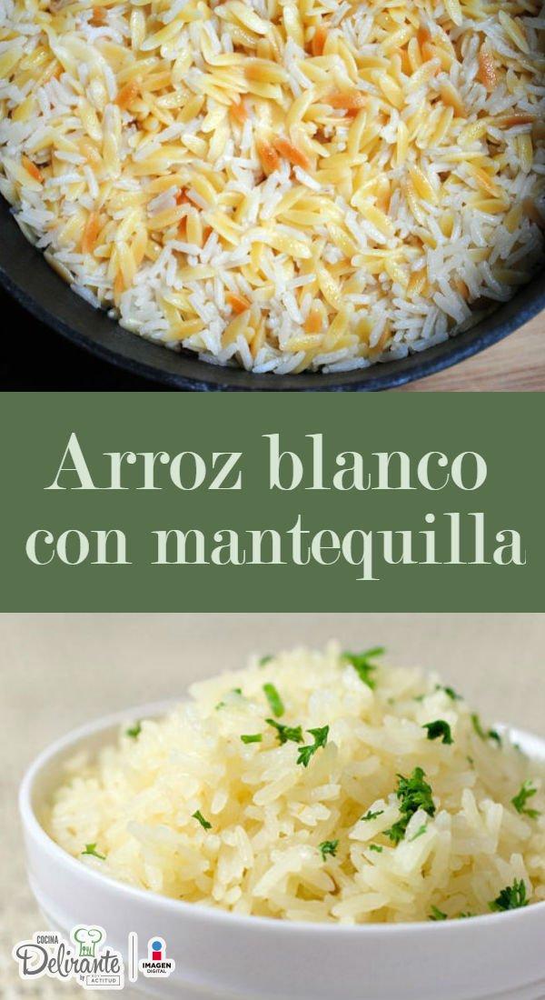 como hacer un arroz blanco rico