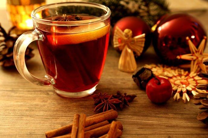bebidas calientes `para el invierno