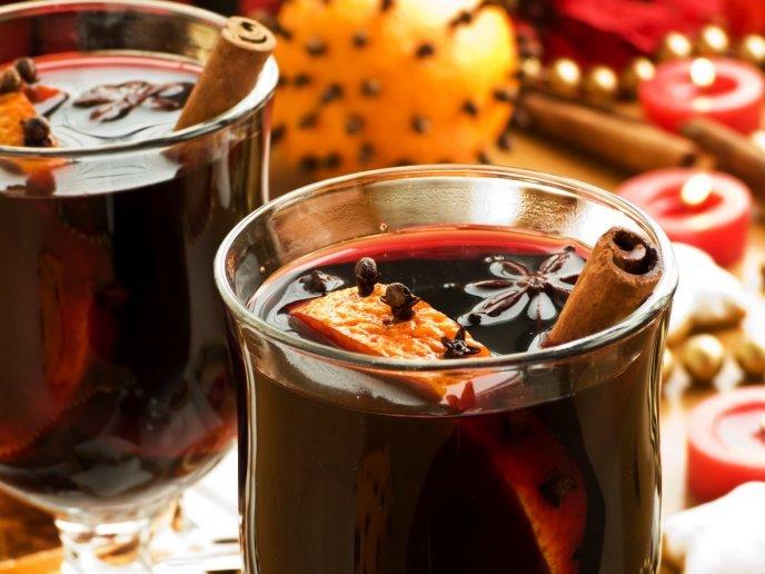 bebidas calientes para el invierno