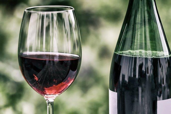 botella de vino abierta duracion