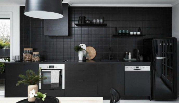 10 utensilios de cocina tan negros como tu alma - Cocinas negras ...