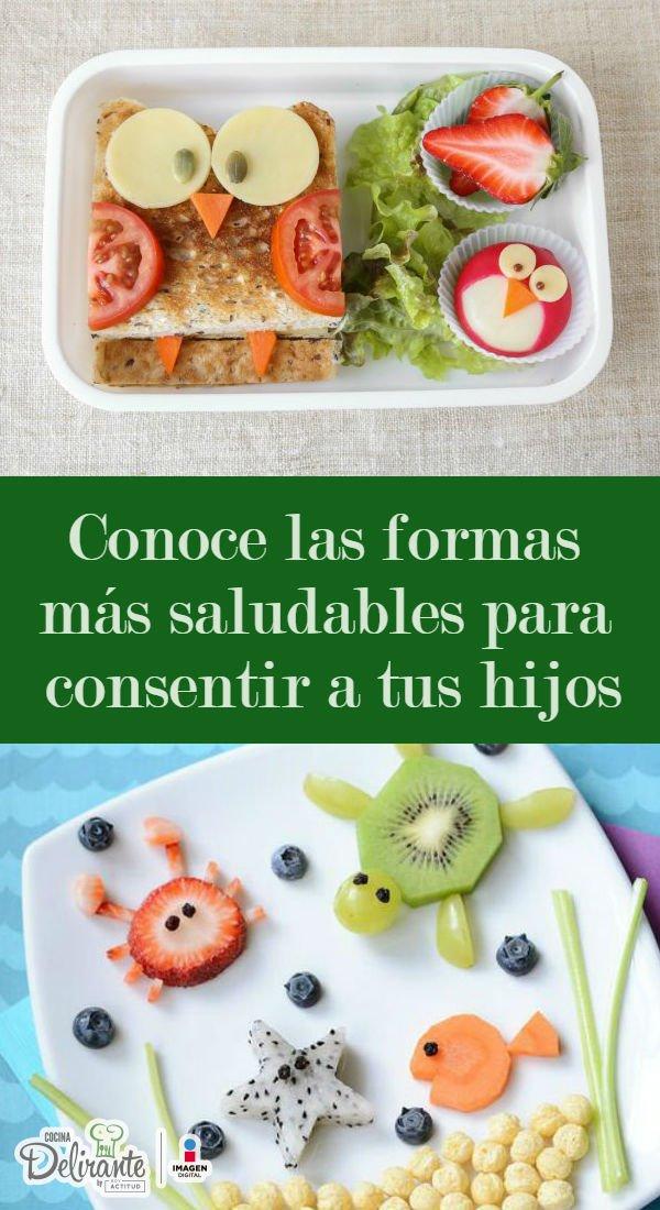 Recetas de desayunos para ninos de primaria