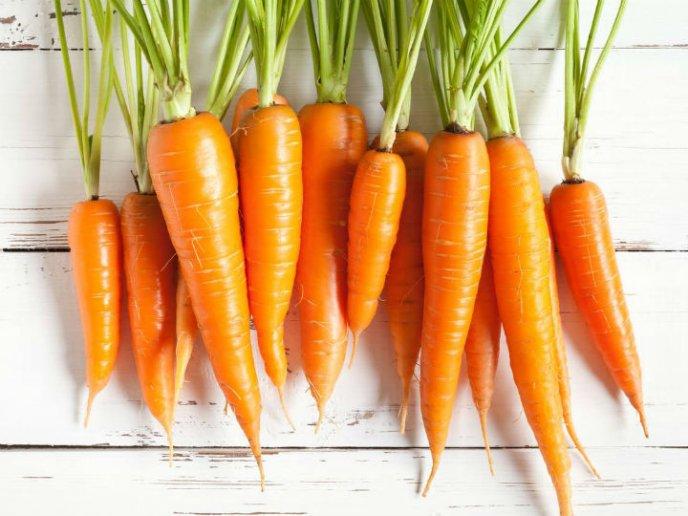 como conservar las zanahorias frescas por mas tiempo