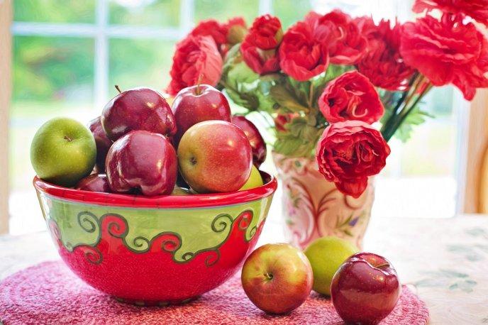 como hacer gelatina de manzana cremosa muy rica