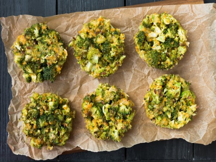 how to make egg muffins with light vegetables