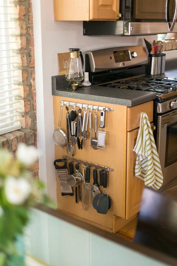 Como organizar los trastes de la cocina for Ordenadores para cocina