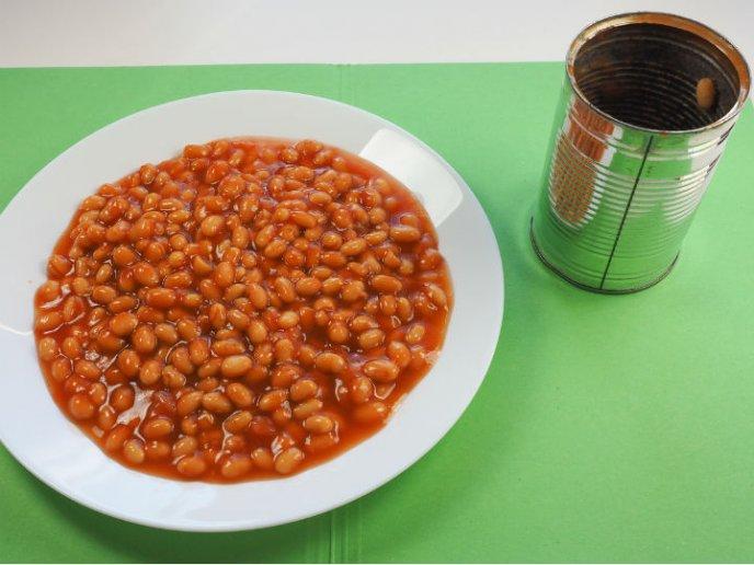 como reducir el sodio en los alimentos enlatados
