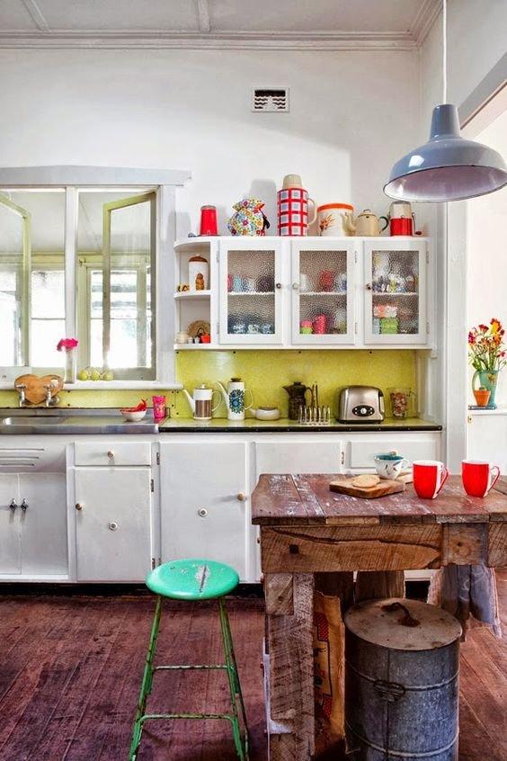 errores al ordenar la cocina