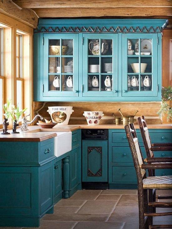 estilos-de-decoracion-de-cocina-comedor-rustico.jpg ...