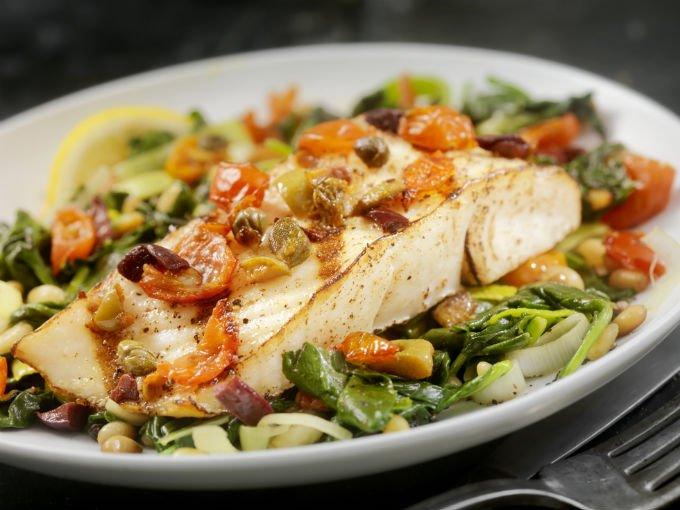 Recetas de cocina con pescado para diabeticos