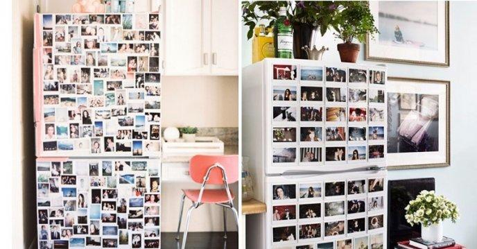 Como decorar el refrigerador - Decoracion de neveras ...