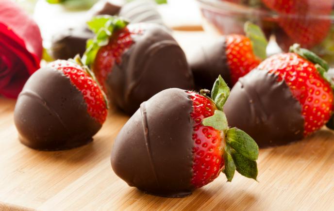 Los 10 mejores postres con fresas para el d a de las madres - Postres con fresas naturales ...