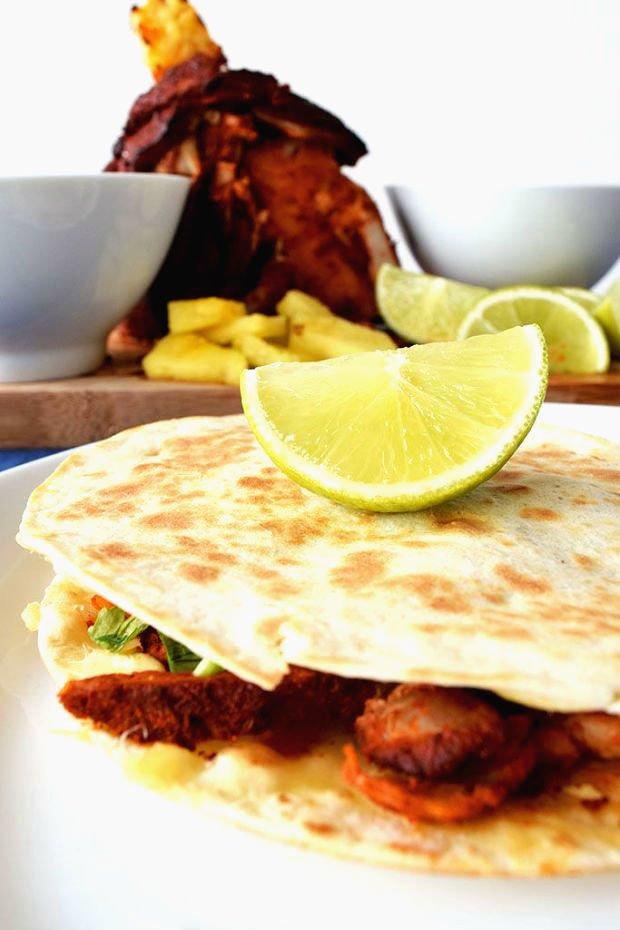 Gringa Al Pastor Cocinadelirante