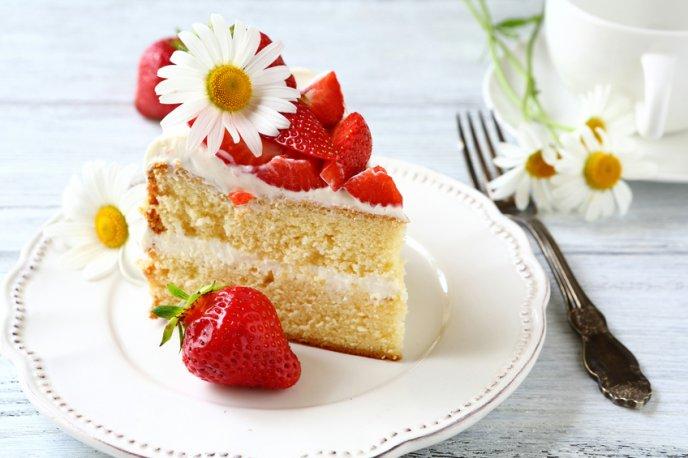 Pastel De Tres Leches With Cake Mix