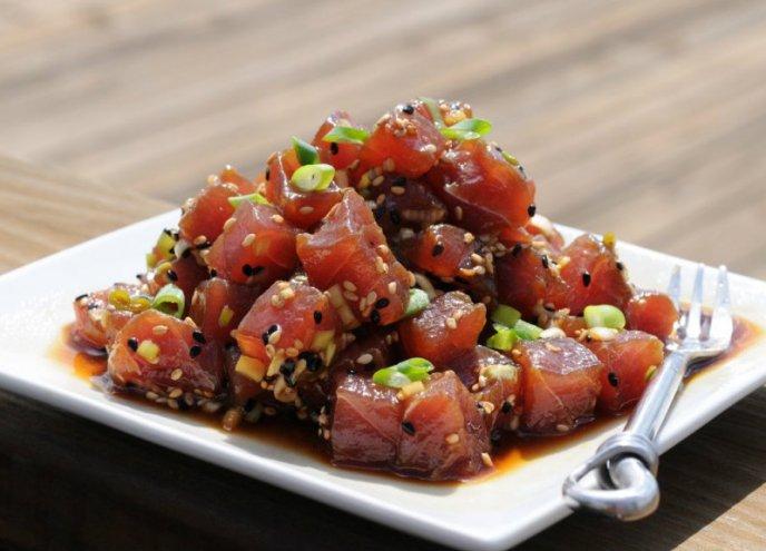 Como preparar atun fresco marinado cocinadelirante - Platos faciles para cocinar ...