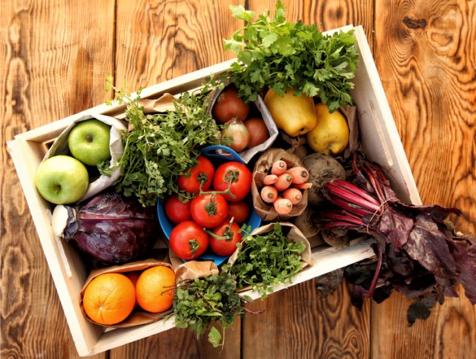 Beneficios De La Comida Organica Cocinadelirante