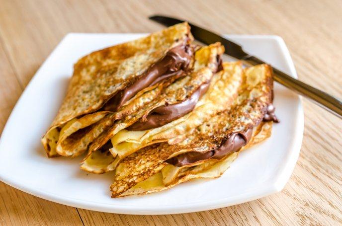 Prepara Crepas De Cajeta Con Tortillas De Harina