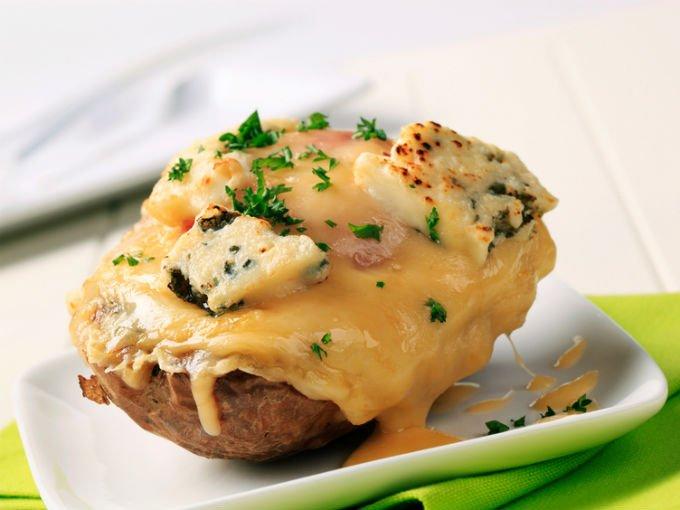 recetas de espinacas con queso fundido