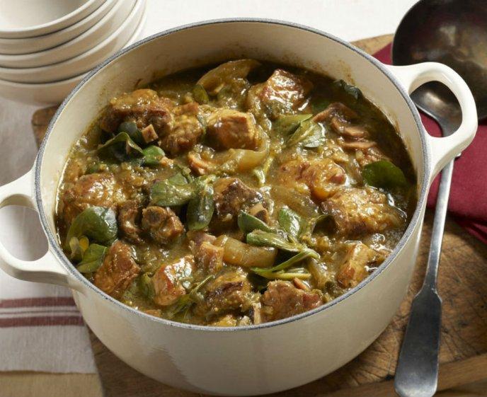 Recetas con carne de cerdo cocinadelirante for Cocinar carrilleras de cerdo