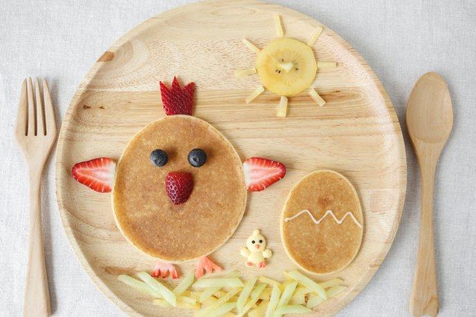 Desayunos para ni os cocinadelirante for Platillos para ninos