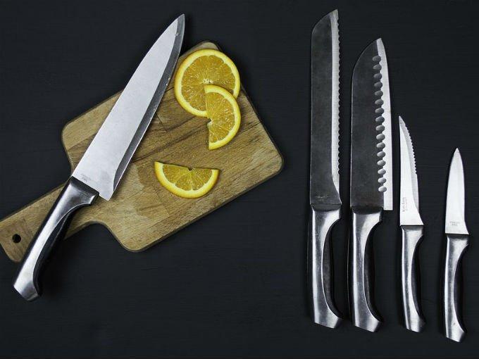 como elegir el cuchillo de cocina perfecto