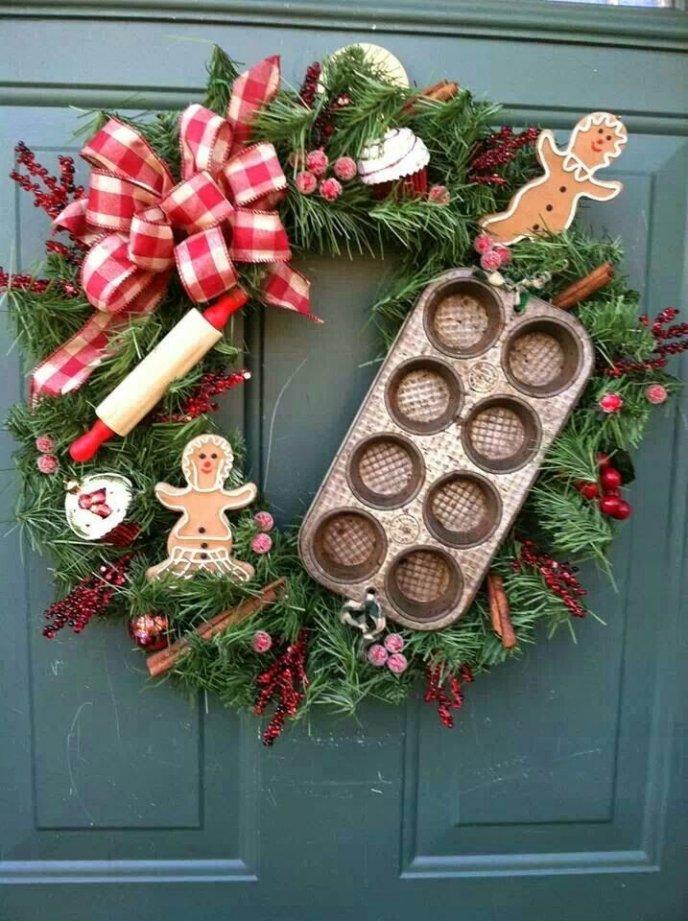 ideas para decorar tu cocina en Navidad | CocinaDelirante