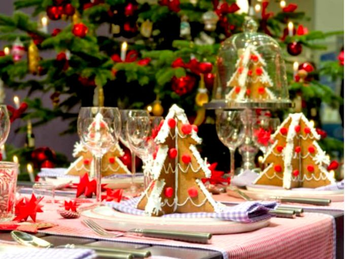 Formas De Decorar En Navidad.6 Formas De Decorar Con Galletas De Navidad