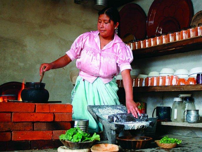 Descubre El Papel De Las Mujeres Mexicanas En La Cocina