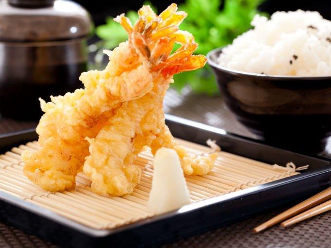 Cómo hacer tempura y que tus alimentos sepan más ricos