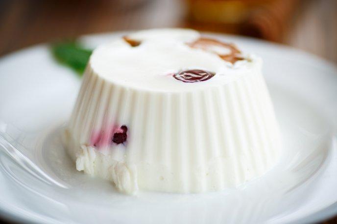 recetas de gelatinas economicas y cremosas para Navidad