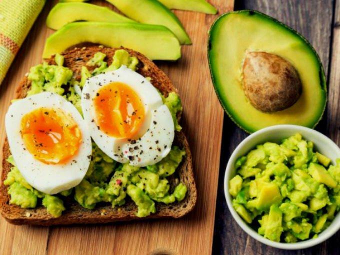 Dieta de huevos duros
