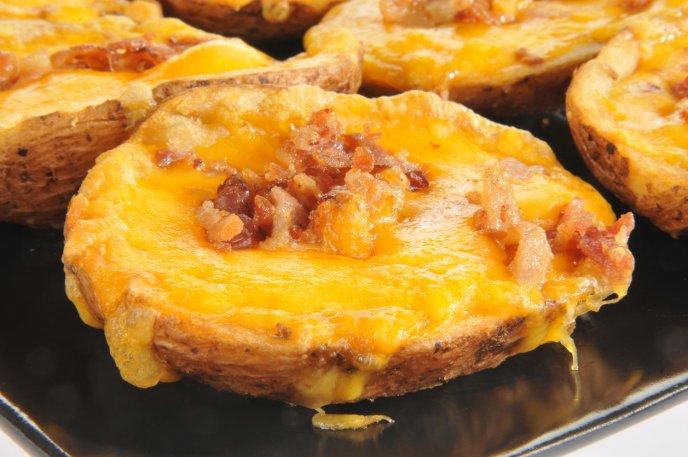recetas de papas al horno gratinadas con queso