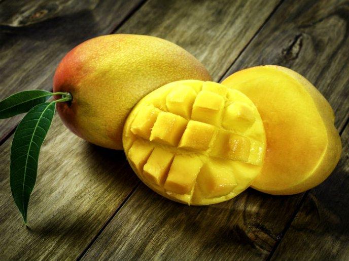 que ocurre cuando comes mango a diario