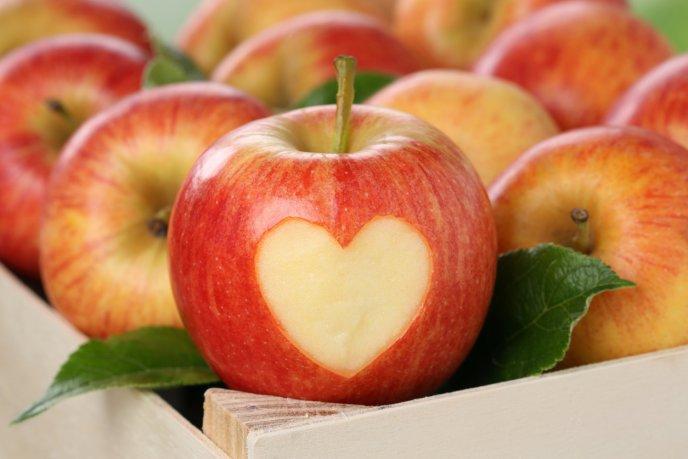 comer una manzana al dia beneficios