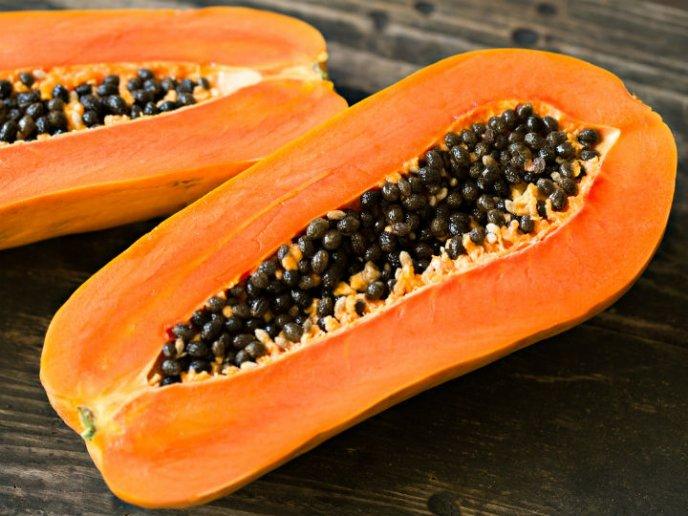 Semillas de papaya para adelgazar receta de flan