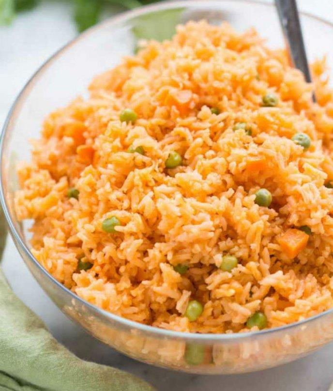 como cocinar arroz rojo | CocinaDelirante