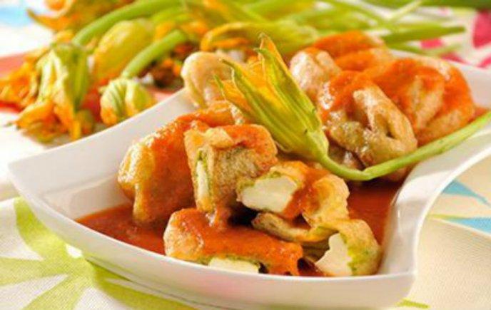 Recetas con flor de calabaza cocinadelirante - Flores para cocinar ...