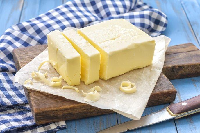 receta de mantequilla casera fácil | CocinaDelirante
