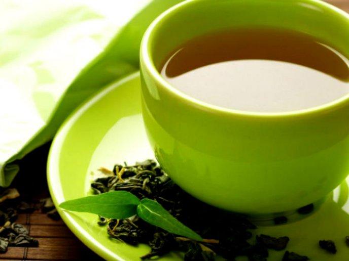 beneficios de tomar una taza de te verde al día | CocinaDelirante