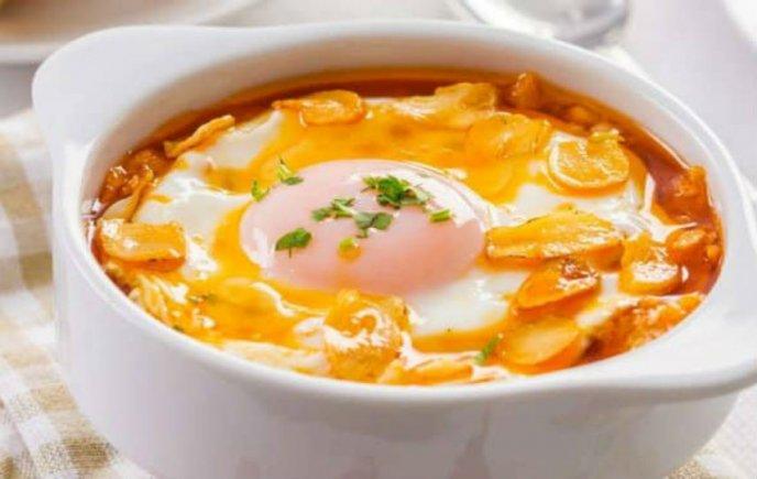 sopa de ajo | CocinaDelirante