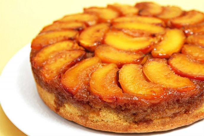 Pineapple Updown Cake Recipe