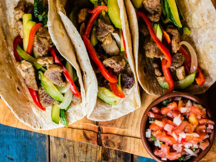 Almuerzos deliciosos y recetas de rapidos