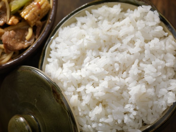 comer arroz todos los dias hace mal