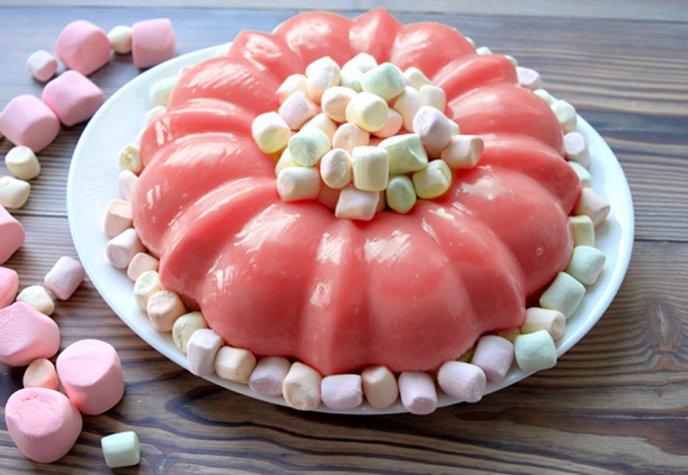 recetas de gelatinas cremosas