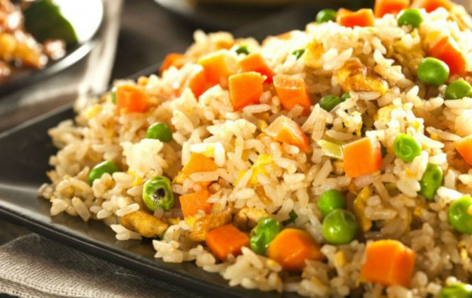 dieta china del arroz