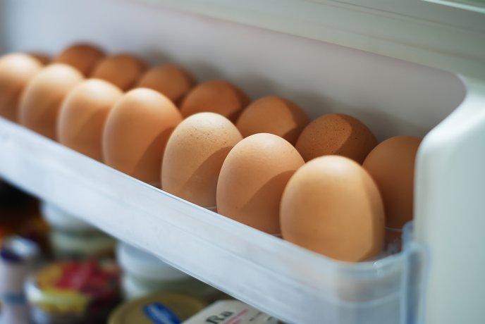 los huevos se meten al refri | CocinaDelirante