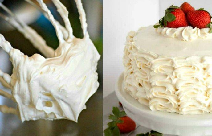 Receta Crema Chantilly Cocinadelirante