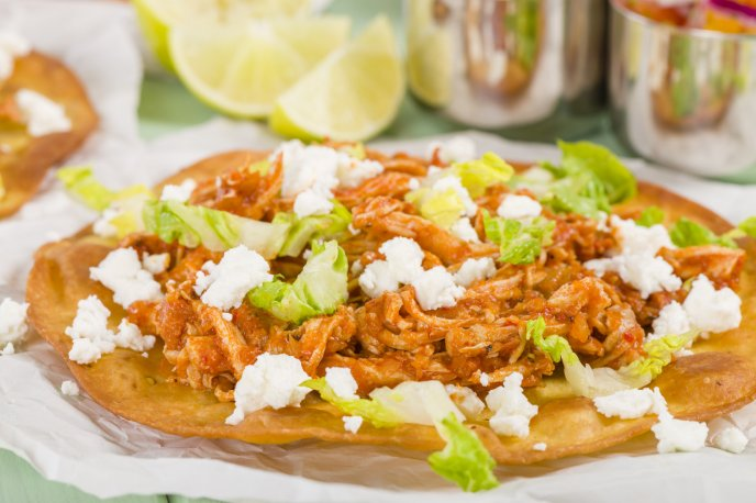 8 Recetas Rendidoras Con Pollo Deshebrado Cocina Delirante